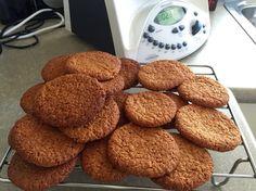 Anzac Biscuits  www.recipecommunity.com.au/baking-sweet-recipes/chantals-anzac-biscuits/25695