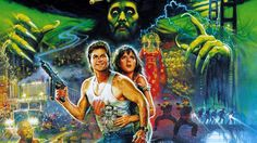 Captain 69s Retro Movie Reviews: Big Trouble in Little China (1986)