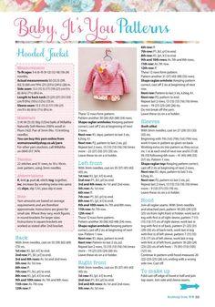 Knitting Crochet June 2014 - 轻描淡写 - 轻描淡写