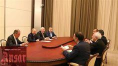 Zarif, Putin stress full commitment to Iran's nuclear agreement  http://ansarpress.com/english/8633