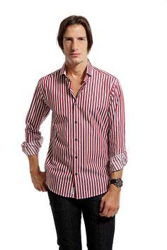 Camisa Valerio  Slim Fit 702