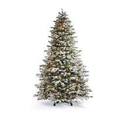 Grand Snow Blue Spruce Inversion Artificial Pre-Lit Christmas Tree -... ($2,199) ❤ liked on Polyvore featuring home, home decor, holiday decorations, christmas, christmas holiday decor, xmas tree ornaments, blue christmas tree ornaments, christmas tree ornaments and frontgate
