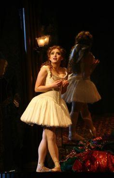 Meg (Brianne Kelly Morgan) in Phantom of the Opera