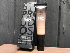 Makeup and skincare favorites of 2017: BH Cosmetics Studio Pro Total Coverage Concealer   Beauty Loon