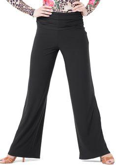 Chrisanne Stardust Dance Practice Trousers | Dancesport Fashion @ DanceShopper.com