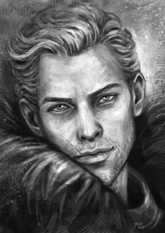 Bioware Boys, slugette:   Cullen Rutherford - Another black and...