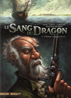 le sang du dragon tome 7 - l'homme au masque de fer