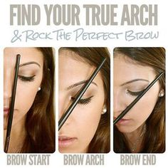 How to get the perfect eyebrows (hacks)