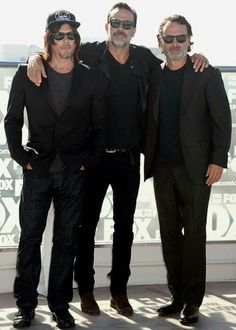 TWD wall of hot.