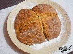 Pan de soda o bicarbonato | Las mejores recetas de Huga