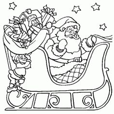 Looking for a Free Christmas Coloring Pages For Kids. We have Free Christmas Coloring Pages For Kids and the other about Emperor Kids it free. Santa Coloring Pages, Christmas Coloring Sheets, Printable Christmas Coloring Pages, Online Coloring Pages, Disney Coloring Pages, Free Christmas Printables, Coloring Pages To Print, Coloring Pages For Kids, Coloring Books