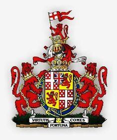 Coat of Arms - Duke of Wellington