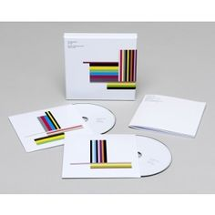 Format, a double-CD collection of 38 b-sides and bonus tracks originally released between 1996 and Cd Packaging, Packaging Design, Cd Labels, Experimental Music, Pet Shop Boys, Everything And Nothing, Great Albums, Music Artwork, Information Design