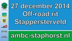 Off-road rit Stappersterveld