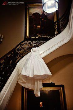 Jennifer Childress Photography | Union League of Philadelphia | Wedding | Philadelphia, PA | Table Art | Bride | Wedding Dress www.jennchildress.com