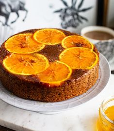 A very moist and delicious cake with intense orange flavour. A crowd-pleasing dessert perfect for any occasion, and best with a cup of tea or coffee. Cake Ingredients List, Vegan Fried Chicken, Cake Recipes, Vegan Recipes, Cheese Bagels, Vegan Fries, Sweet Chilli Sauce, Cake Mixture, Orange Slices