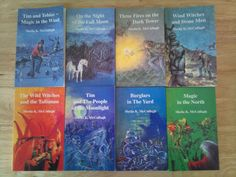 """""""Tim and Tobias""""An adventure series of children's books written by Sheila K. McCullagh, the books were designed to get children interested in reading.  Well she sure accomplished that for me. I was in Infant school, when I found Tim, I was 5/7.... Still remember the shiny book covers, the smell of the pages and the soft cushions in """"the reading corner of our school hall"""". I couldn't wait to lose myself in the pages...."""