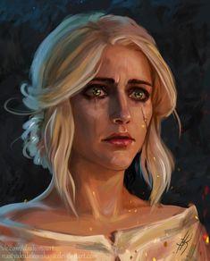 The Witcher 3 snow? Ciri Witcher, Witcher Art, Witcher 3 Wild Hunt, The Witcher Books, The Witcher 3, The Elder Scrolls, Fantasy Story, Fantasy Art, Pillars Of Eternity