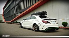 Mercedes CLA | Fairy Design widebody