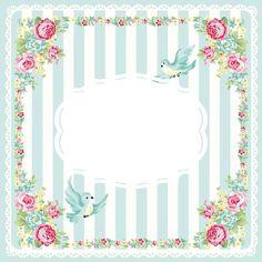 Etiket tasarımı Esmia Design'e aittir. #label #scrapbook #frame #vintage #shabby #cathkidstone #background Vintage Diy, Vintage Labels, Vintage Paper, Floral Printables, Printable Designs, Scrapbooking, Scrapbook Paper, Cupcake Drawing, Cute Frames