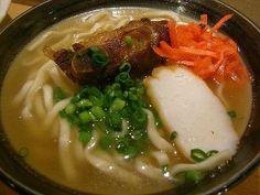MAN I MISS ME SOME SOBA!      okinawa food- www.nipponterest.com