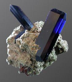 Azurite - TSUMEB. Fine Minerals Arkenstone