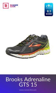 Brooks Adrenaline GTS 15 Brooks Running Shoes, Asics Running Shoes, Running Equipment, Running Shoe Reviews, Workout Shoes, Easy Wear, We Wear, Website, Sneakers