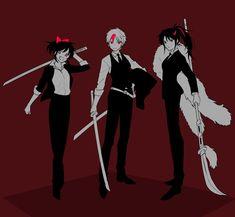 Inuyasha Funny, Inuyasha Fan Art, Inuyasha And Sesshomaru, Dragon Rise, Cute Anime Coupes, Anime Family, Old Anime, Anime Crossover, Manga Characters
