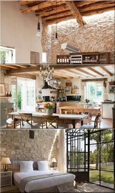 lakberendezési trend, cottage home Decor, Furniture, Cottage, House, Interior, Home, Interior Architecture Design, Cottage Homes, Beautiful Homes