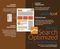 We're making local search easy with these website optimization tips to help you rank higher.