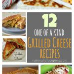 *Get more RECIPES from Raining Hot Coupons here* *Pin it* by clicking the PIN button on the image above! REPIN it here! Brie and Fig Grilled Cheese from Call Me PMC Grilled Cheese with Bacon, Avacado and Ham from Hot Eats and Cool Reads Jalapeno Pimento Cheese and Bacon Grilled Cheese from Call Me PMc […]