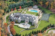 Mansions homes Dream house mansions Rich people lifestyle Mansions luxury Modern mansions House goals Average homeowner forks over 11000 a year in property taxes in Bergen County according to a real estate site. Mansion Homes, Dream Mansion, Luxury Life, Luxury Real Estate, Luxury Homes, Luxurious Homes, Mega Mansions, Mansions For Sale, Atlanta Mansions