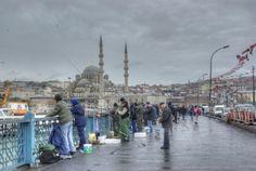 Galata bridge - Istanbul