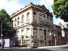 Residencia de Victor Maria da Silva, Belém- palacete fasciola