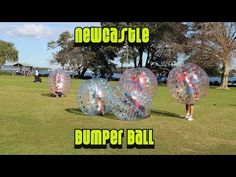 Bumper Ball - Newcastle - Lake Macquarie - NSW - Australia