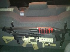 Talk about the latest airsoft guns, tactical gear or simply share with others on this network Truck Storage, Gun Storage, Future Trucks, New Trucks, Weapon Storage, Hidden Gun, Truck Mods, Bug Out Vehicle, Tactical Bag