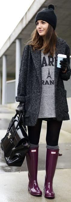 luce fashion y al mismo tiempo cómoda para el clima