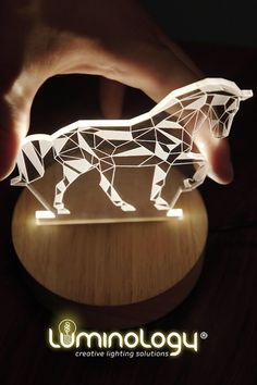 🌟🐴 Horse Lovers in #england, this 3d illusion #ledlamp is for you 🌟🐴🌟 . . The best lighting solution for someone crazy about horses. Do you know any #horselover? This horse led lamp can be for him/her. Horse Lamp, Cat Lamp, 3d Dog, Lighting Solutions, Cool Lighting, Creative Gifts, Illusions, England