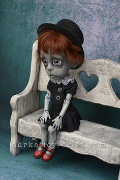 BJD Art Dolls by Veronika Lozovaya