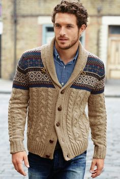 The Sweater #fashion #attire #mensfashion #man #outfit #fashion #style #mensfashion #inspiration #layering #modern #cool #casual