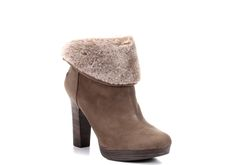 cute fur winter boots - Google Search