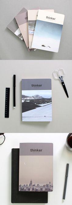 Thinker Semi Year Planner