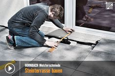 Bau dir deine aus Betonplatten mit der Anleitung der HORNBACH Meisterschmiede!