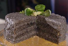 Vyskúšajte netradičný recept na Makovú tortu, ktorú v relácii Tajomstvo mojej kuchyne pripravili odborník na vzdelanie Brani Gröhling a módna návrhárka Lýdia Eckhard. Pavlova, Ham, Food And Drink, Recipes, Cakes, Cake Makers, Hams, Kuchen, Cake