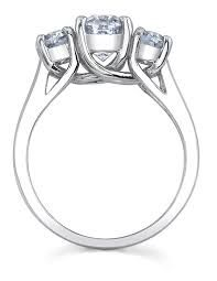 Image result for 3 stone ring