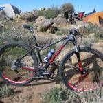 Rebecca Rusch's Specialized Fate Carbon 29.