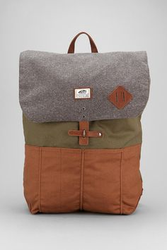 Vans Effingham Backpack  - Still not sure I like this style bag... but this is the coolest one.
