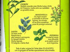 For all our yerba mate fans who like Salvia.  Get your Playadito with herbs before they are gone.