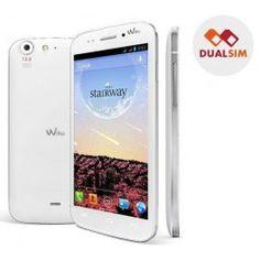 Le Wiko Stairway est un smartphone Android à l'écran HD Gorilla 5 pouces. Dual Sim, ce téléphone est puissant et rapide. Son processeur Quad Core 1,2 GHz permet une navigation fluide et une utilisation intensive des différentes applications.Le Stairway surfe sur le réseau 3G+ et se connecte en WiFi à Internet. Il est équipé d'une caméra frontale de 5 mégapixels pour la visiophonie et d'un capteur…