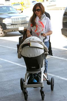 Orbit G2 is the stroller of the moment for the stars old and new